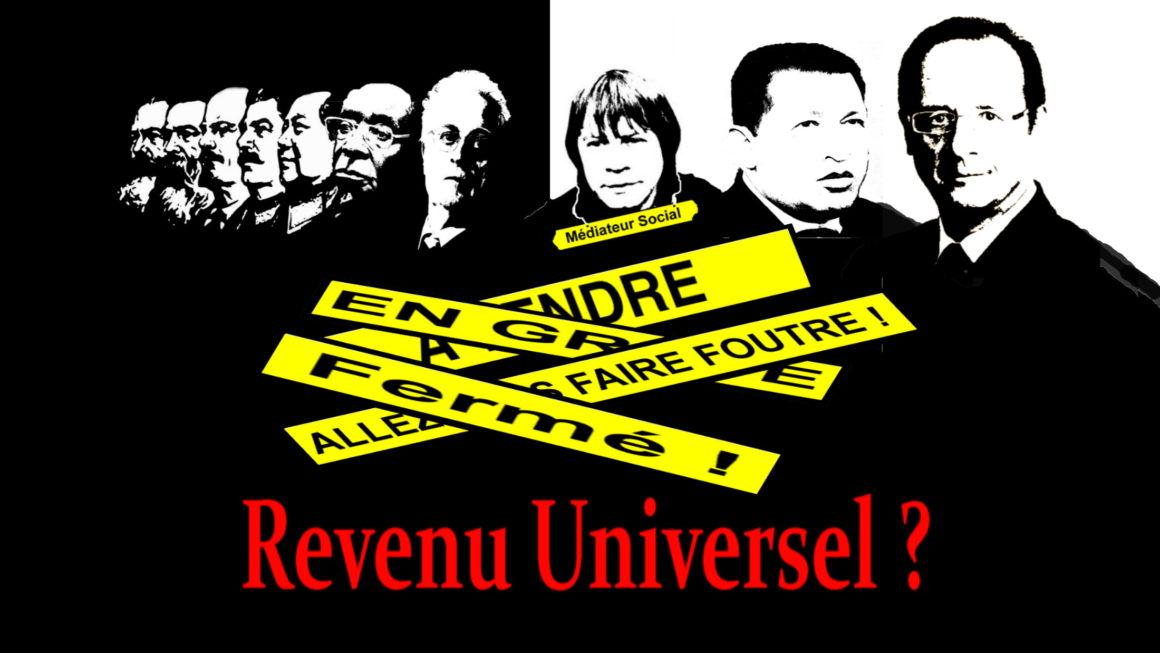 Les dangers du revenu universel…
