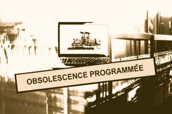 En finir avec l'obsolescence programmée…