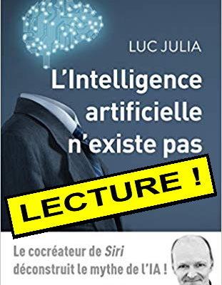 Pour vous réconcilier avec l'Intelligence Artificielle…