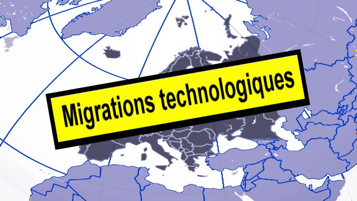 Migrations et nouvelles technologies (3/4).