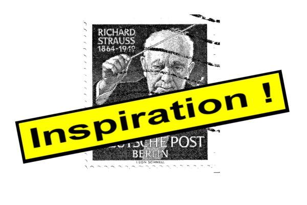 Inspiration : Richard Strauss, Vier letzte Lieder…