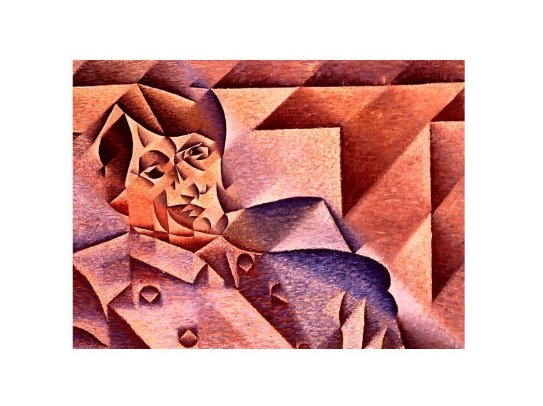 La représentation du visage au XX°siècle…
