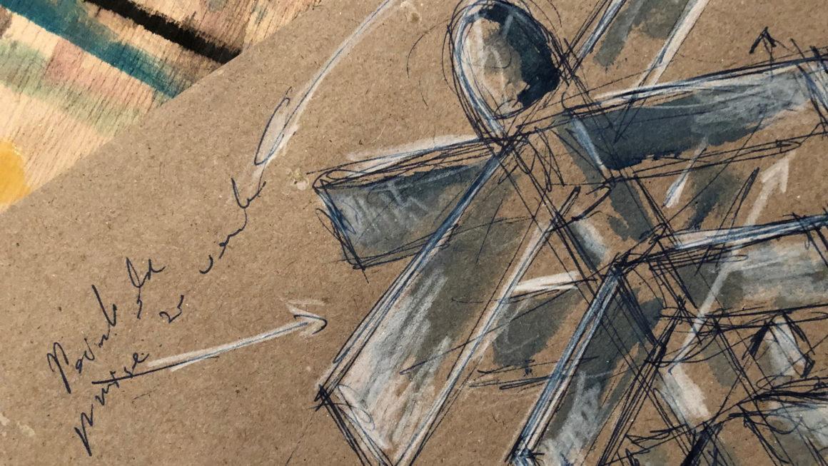 Concevoir une éolienne commerciale individuelle : connectez une génératrice à une simple girouette et elle vous produira de l'électricité…