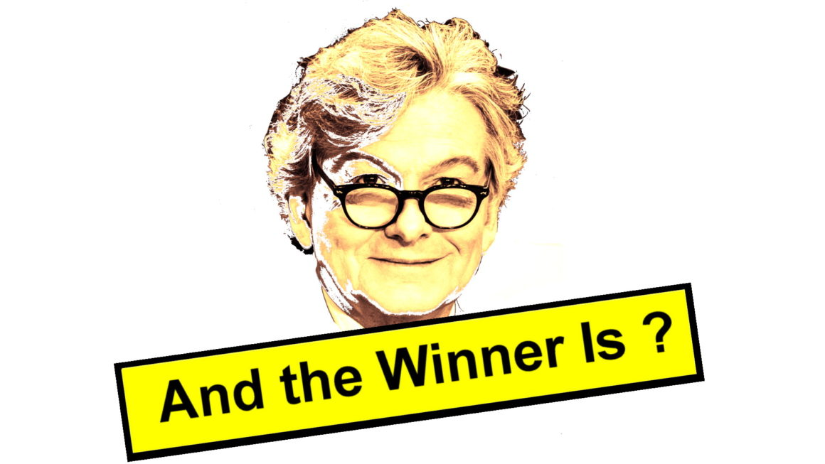 And the winner is… Thierry Breton !