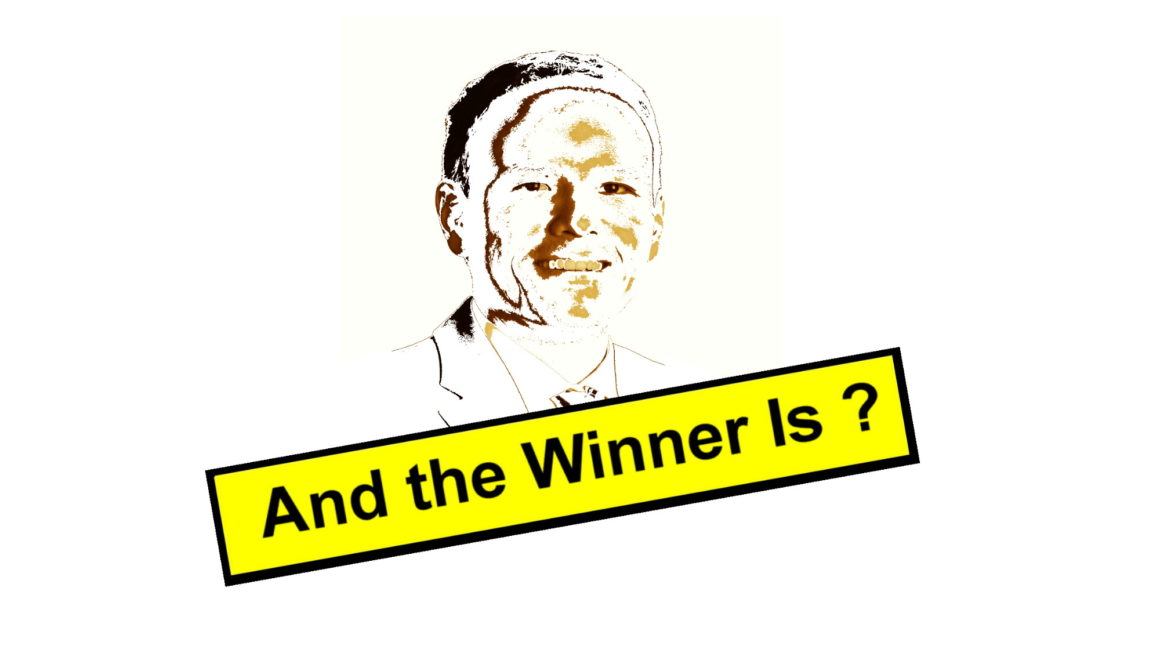 And the winner is : Cédric O !