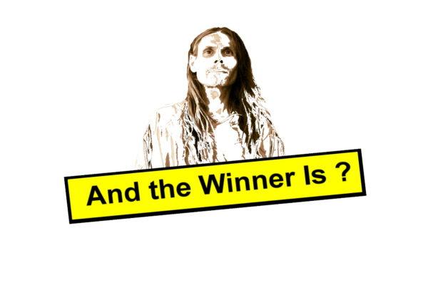 And the winner is… Aurélien Barrau !