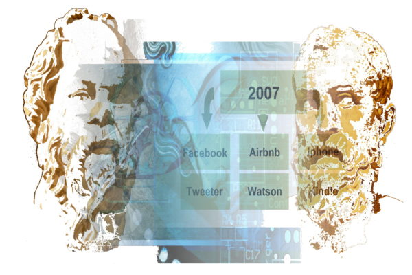 Socrate, Platon ou Marx sont-ils encore pertinents à une époque qui échappe à toutes les lois terrestres ?