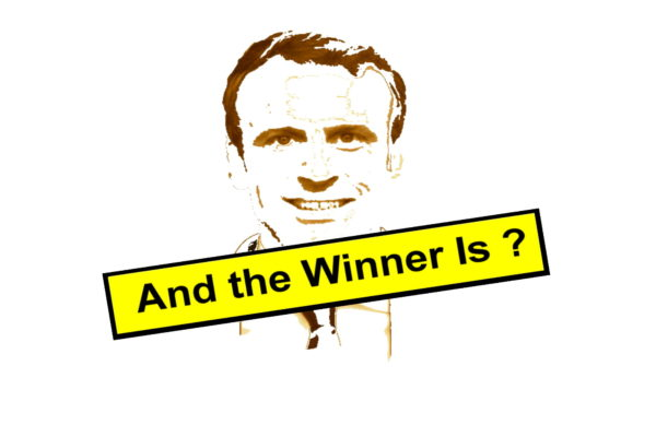 And the winner is… Emmanuel Macron !